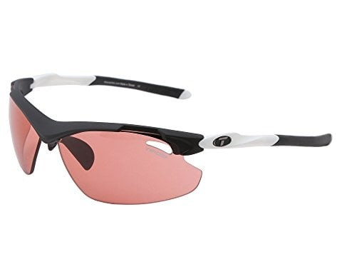 Foto Produk Tifosi Tyrant 2.0 | Black / White  High Speed Red Fototec Eyewear dari tacspec