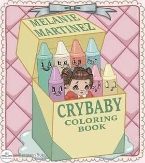 Jual Cry Baby Coloring Book Kota Bekasi Kerajaan Buku Tokopedia