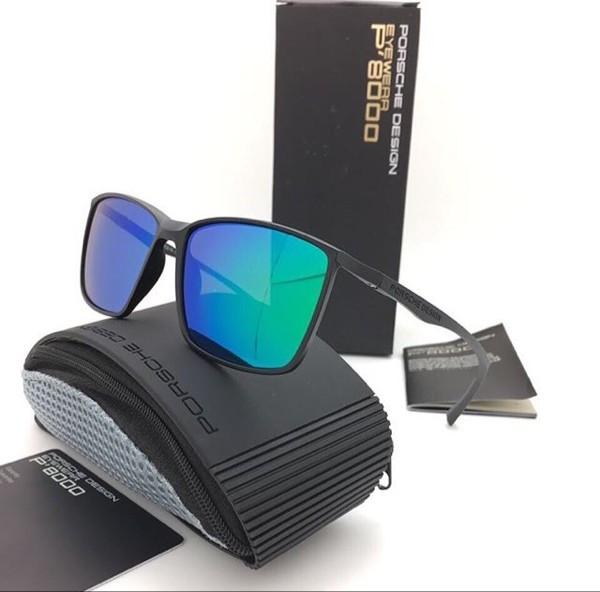 Kacamata Pria Oak*** Deviation Blue Lens Polarized Fashion Sunglasses. Source · Kacamata