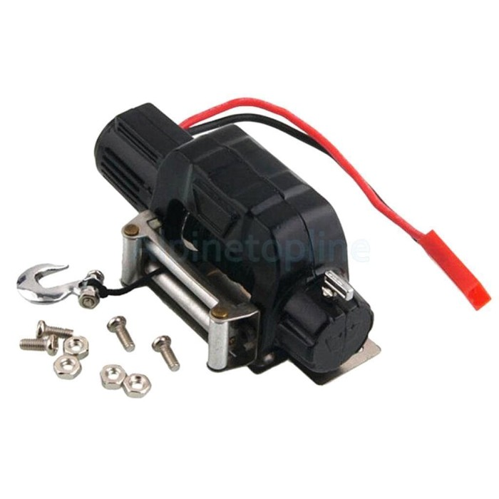 harga Rc 4wd z-s1571 rc4wd 1/10 mini warn 9.5cti winch Tokopedia.com