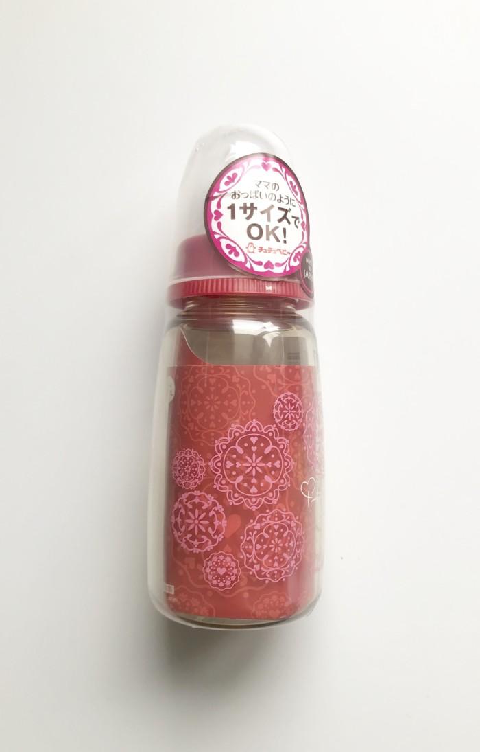 Chuchu Baby Bottle / Chu chu botol bayi PPSU 150 ml (150ml) - Red