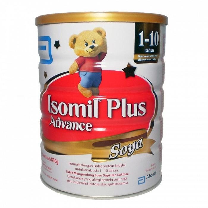 Isomil Plus Advance Soya 850gr (Khusus Via GOJEK Surabaya)