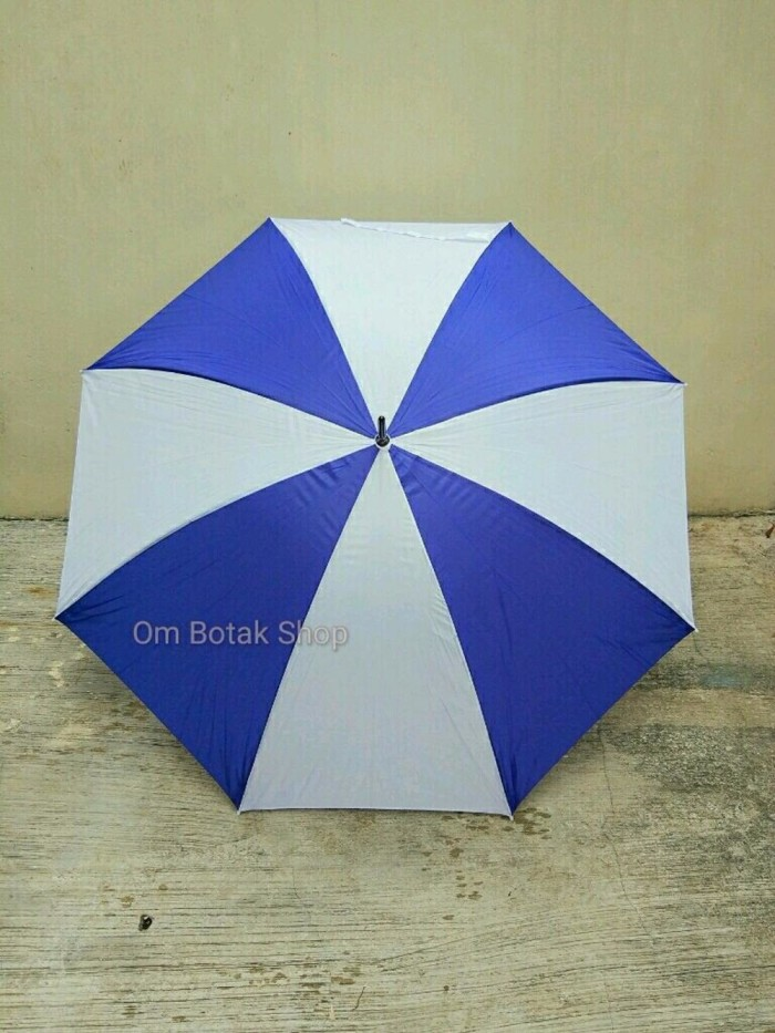 Jual Toko Golf Online Free Dus Bubble Payung Golf Bicolor Biru