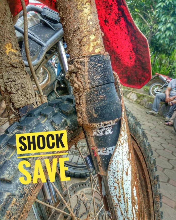 harga Seal saver  pelindung seal shock depan upside down wajib buat trail Tokopedia.com