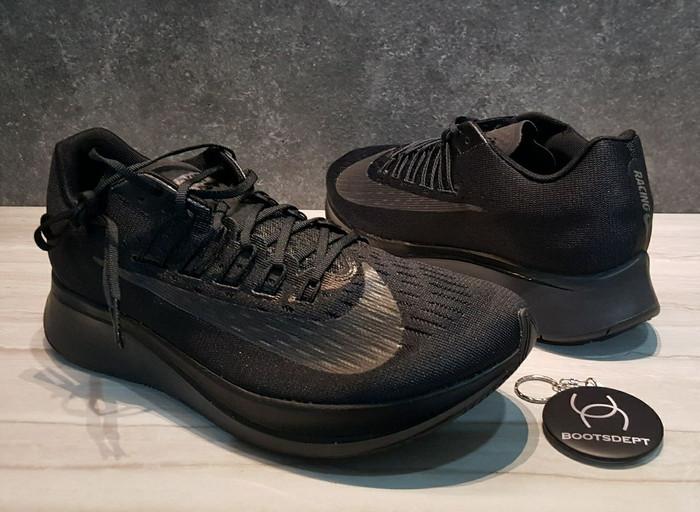 Jual Nike Zoom Fly Triple Black Kab. Tangerang Futsal BootsBoots Dept   Tokopedia