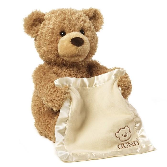 Foto Produk Mainan Boneka Beruang Bisa Bicara dan Bersembunyi Peek A Boo Bear dari Meliyana Store