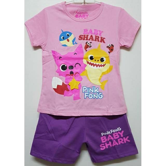 harga Sale.. Baju Kaos Anak Set.shark Opss Sz 1-6t Tokopedia.com