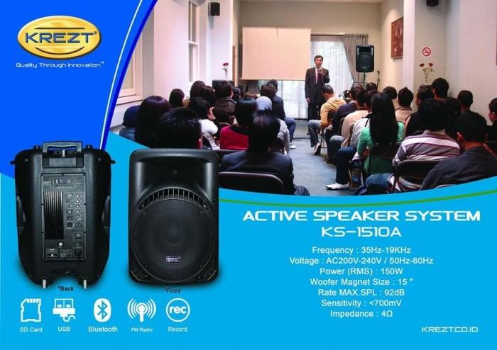 Info Speaker Aktif 15 Inch Hargano.com