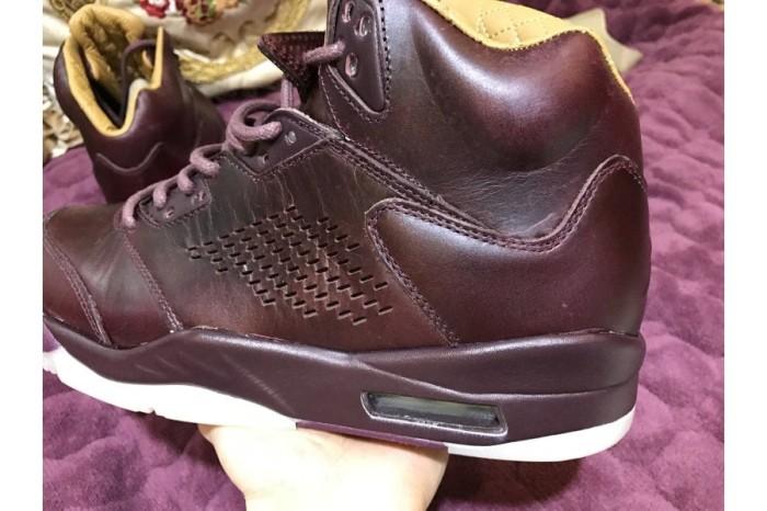 Jual Air Kota 5 Jordan Retro Surabaya Premium SneakerTokopedia Bordeaux Yur yvNn80mwOP