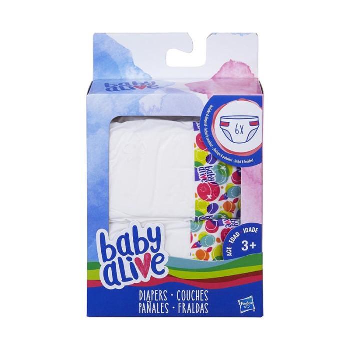 harga Baby Alive Diapers Refill Pack C2723 Tokopedia.com