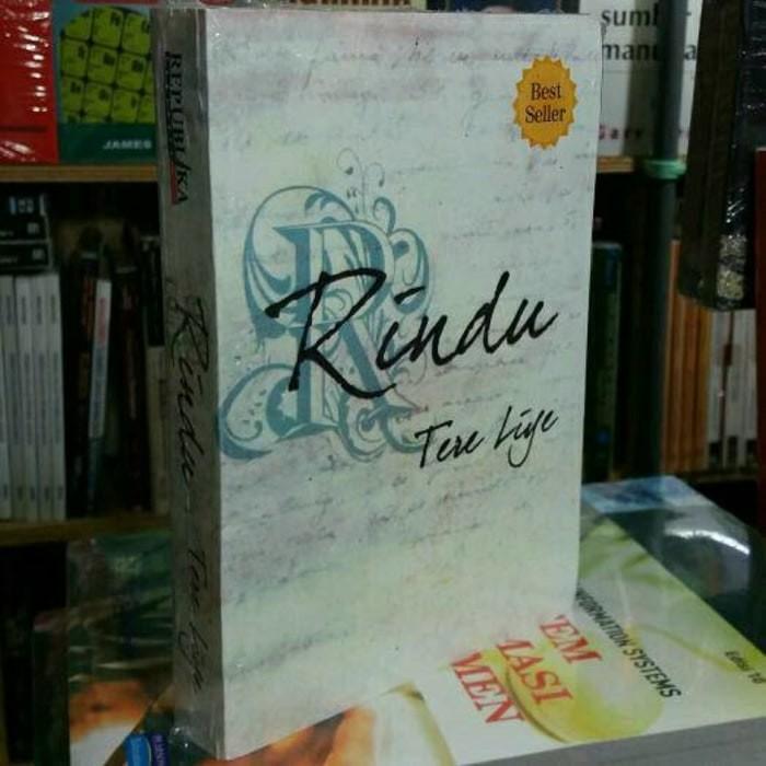 NOVEL Novel Rindu (Tere Liye) Best Seller