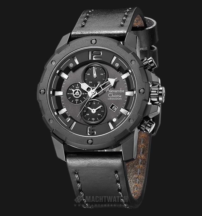 Alexandre christie 6410 lipba| jam tangan pria alexandre christie