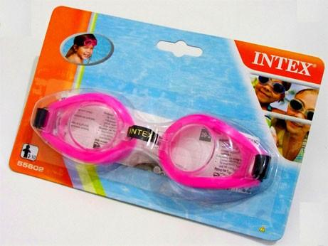 Brick Lego Kacamata Renang Intex 55602 Play Goggles
