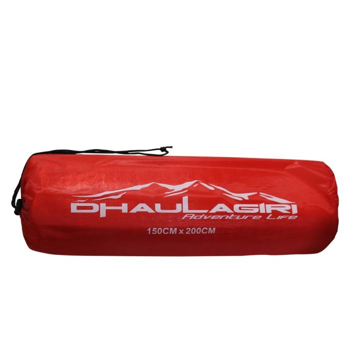 Foto Produk Dhaulagiri Matras Alumunium Foil 150 x 200 cm // Matras Ringan Murah dari kayak outdoor