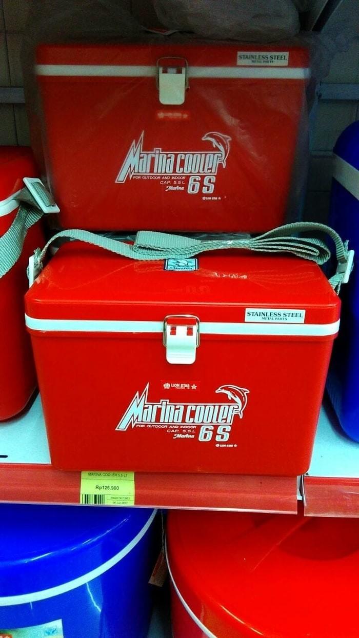 harga Marina cooler 5,5 liter . cooler box murah surabaya Tokopedia.com