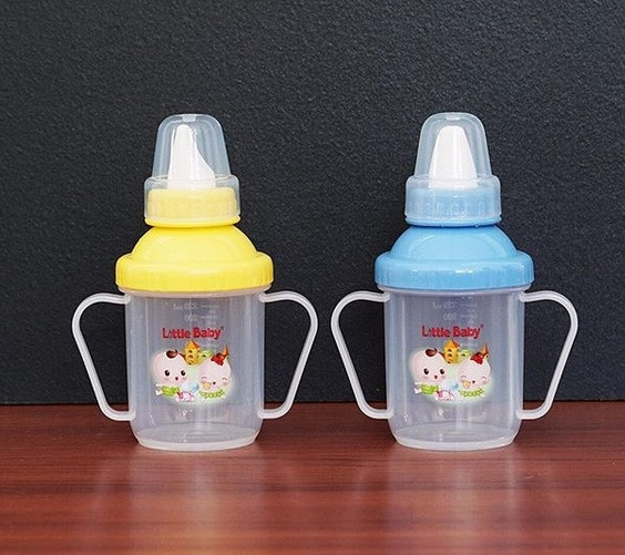 Foto Produk BABY LITTLE BABY TRAINING CUP SPOUT 220 ML / TRAINING CUP BAYI dari Ciderella beauty