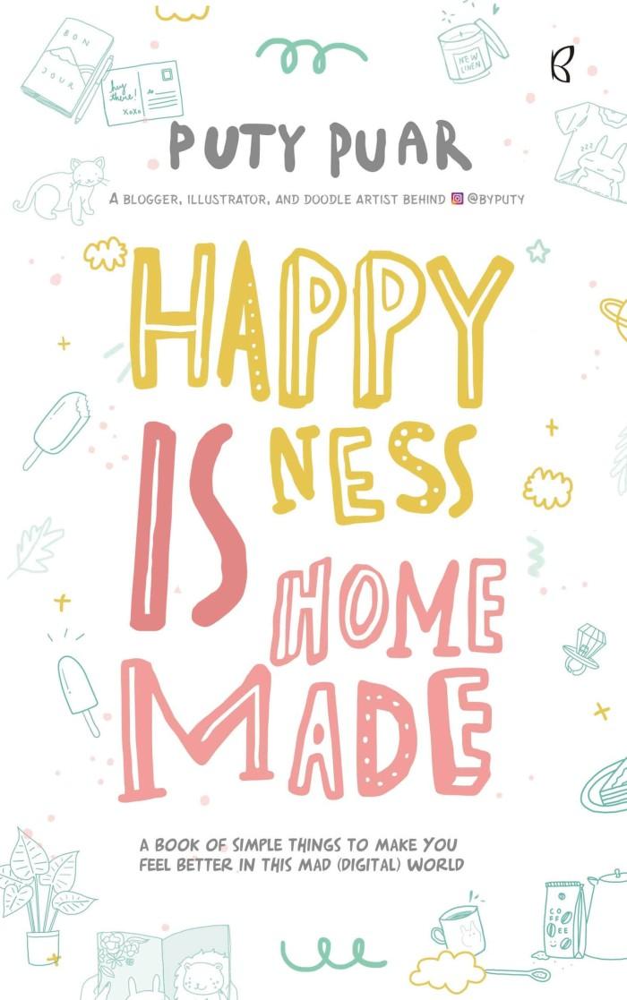 harga Happiness is homemade - puty karina puar Tokopedia.com