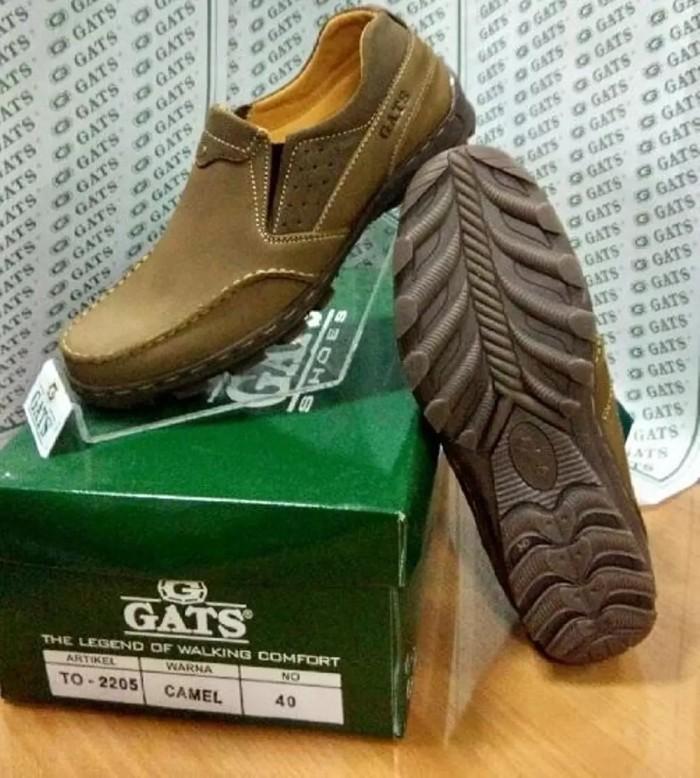 harga Sepatu kulit gats to 2205 (camel) Tokopedia.com