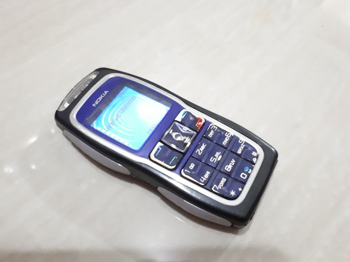 Foto Produk Nokia 3220 Blue dari masterjadoel