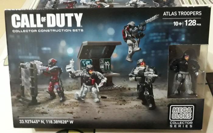 harga Mega bloks call of duty - atlas trooper Tokopedia.com