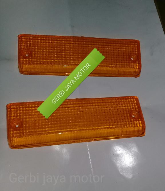 harga Mika bemper toyota kijang super/ grand set 2pc Tokopedia.com