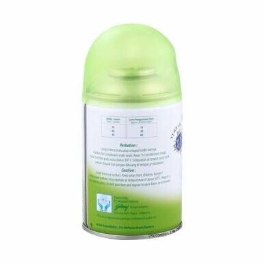 Pengharum Ruangan Stella Matic Green Fantasy Refill 225ml