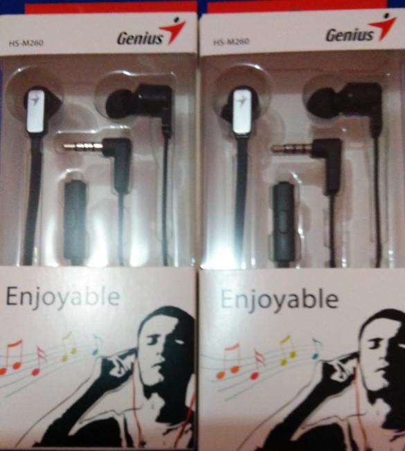 harga Genius Hs-m260 Headset Tokopedia.com
