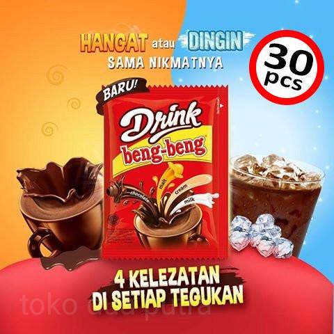 harga Beng-beng drink 30gr*30psc(harga promo) Tokopedia.com