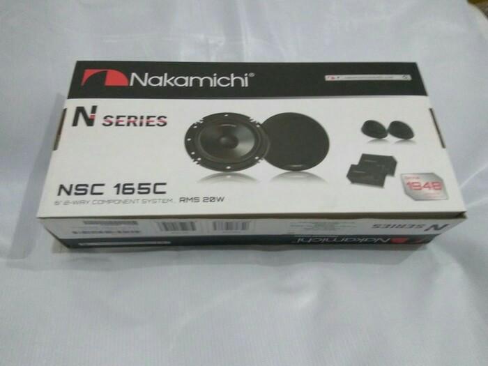 Katalog Nakamichi Speaker Split 6 Travelbon.com