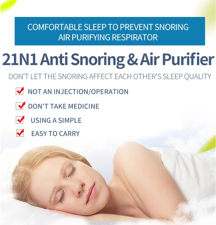 harga Snore stopping nose breathing apparatus apnea guard sleeping aid ori Tokopedia.com