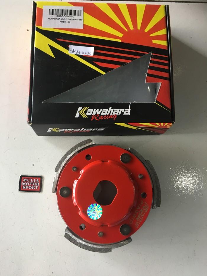 harga Kampas kopling set motor vespa piaggio lx vespa s merk kawahara ori Tokopedia.com
