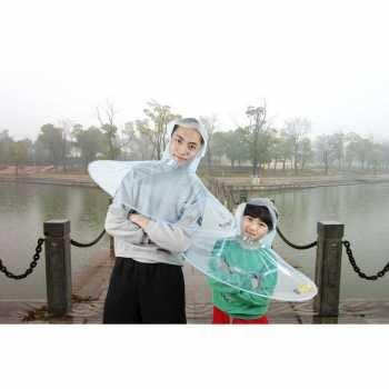 harga [ef]topi Payung Ufo Handsfree Umbrella Rain Cap Tokopedia.com