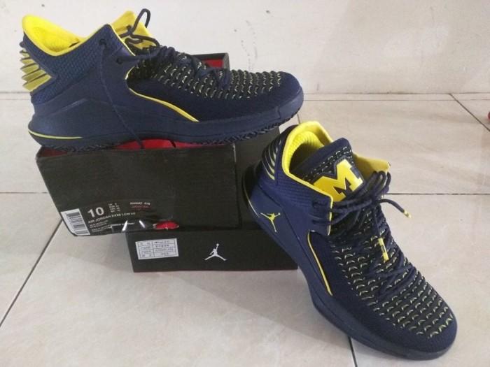 5839041169ee24 Jual Sepatu Basket AIR JORDAN XXXII LOW PF - Bekas-bagoes