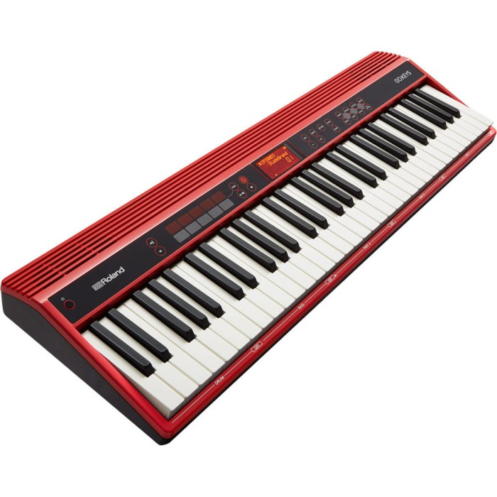 harga Roland go - 61 keys keyboard Tokopedia.com