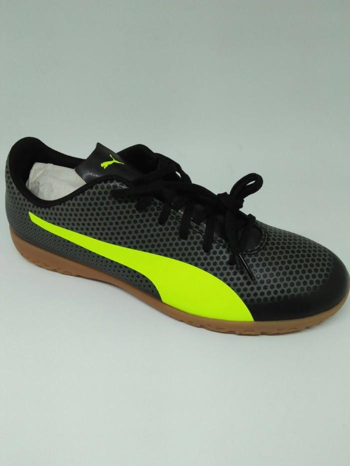 Sepatu futsal puma original spirit it black stabilo new 2018 5eff61c71a