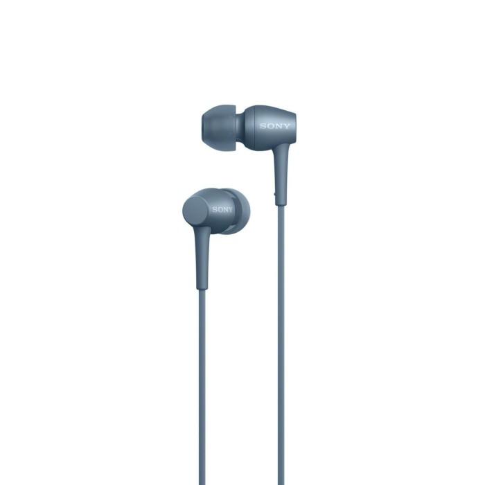 harga Sony high resolution h.ear 2 in-ear earphone ier-h500a - blue Tokopedia.com