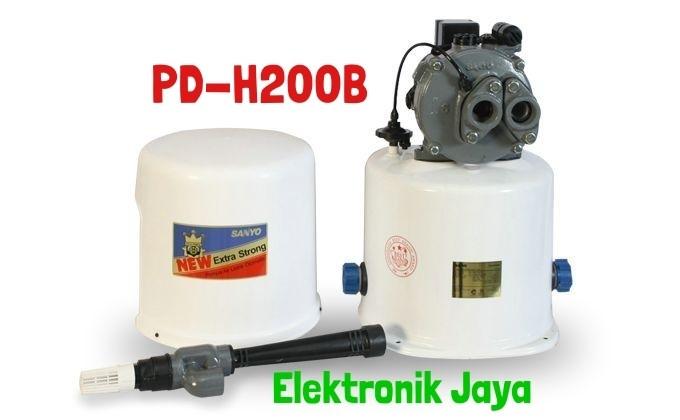 PD-H200B Pompa Air Sanyo (Sumur Dalam)