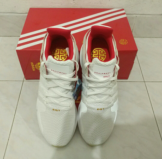 the best attitude f8da9 36231 Jual Adidas EQT Support CNY Edition (chinese new year) ADV 100% original -  Jakarta Selatan - Sam Sneakers | Tokopedia
