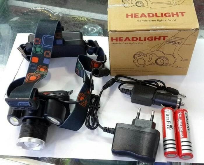 Katalog Senter Kepala Headlamp T6 Hargano.com