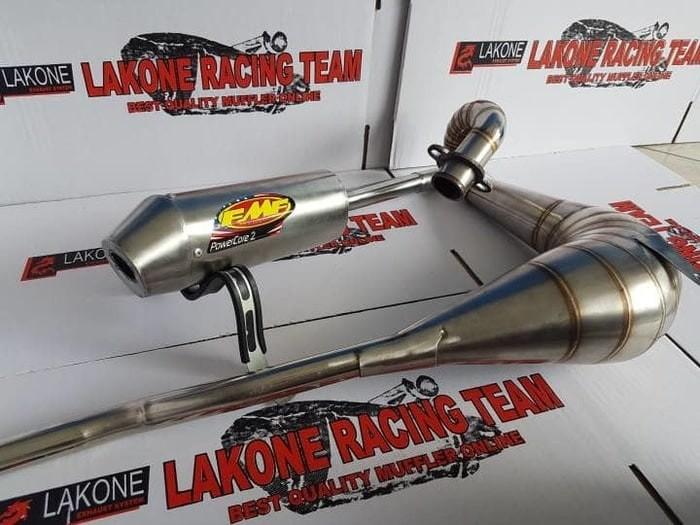 harga Knalpot racing udang fmf untuk suzuki ts125 ts 125 stainless steel Tokopedia.com