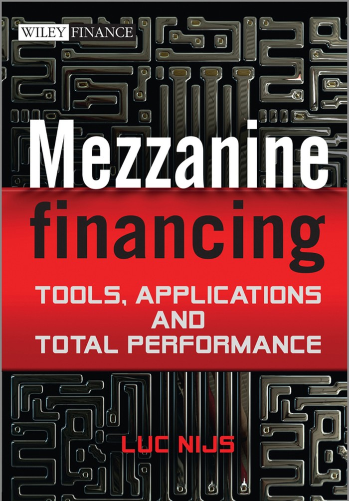 harga Mezzanine financing: tools, applications and total performance [ebook] Tokopedia.com