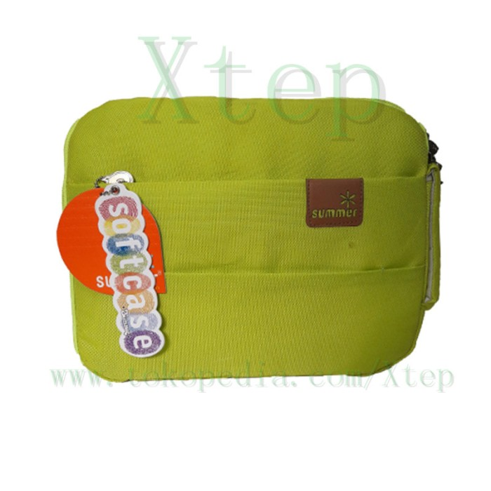 harga Tas laptop palazzo sc 309 -softcase laptop 10 inchi -green Tokopedia.com