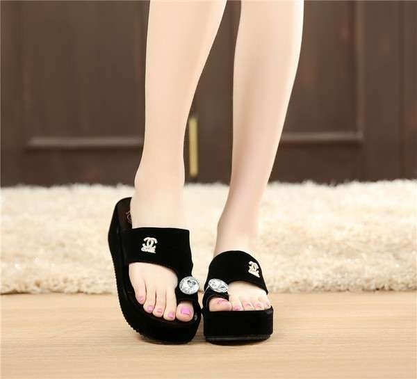 harga Sandal jempol zmr73 hitam sepatu sandal wanita murah Tokopedia.com