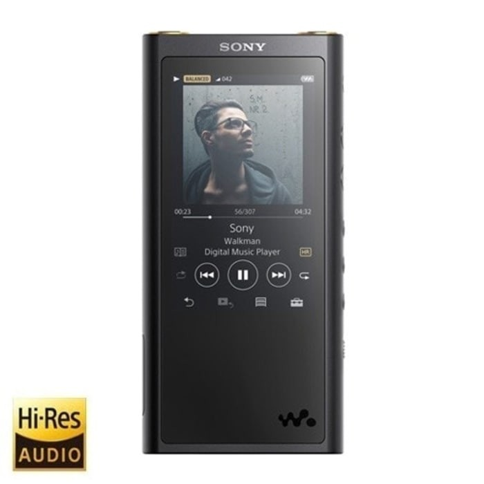 harga Sony walkman with high-resolution audio nw - zx300 -black Tokopedia.com