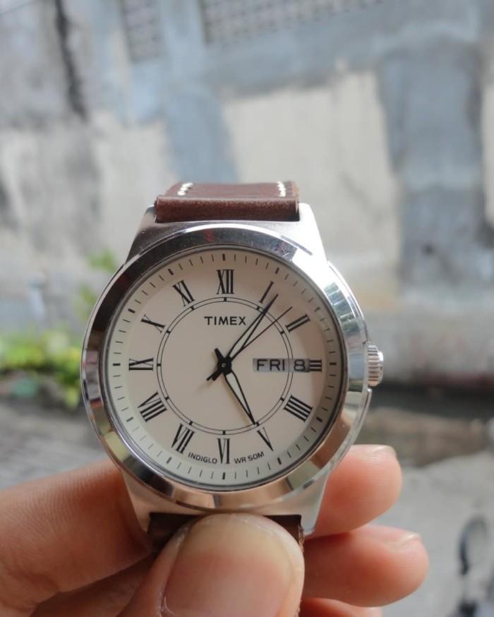 JAM TANGAN ARLOJI WATCH ANALOG TIMEX EXPEDITION INDIGLO 101% ORIGINAL b8a9497c1a