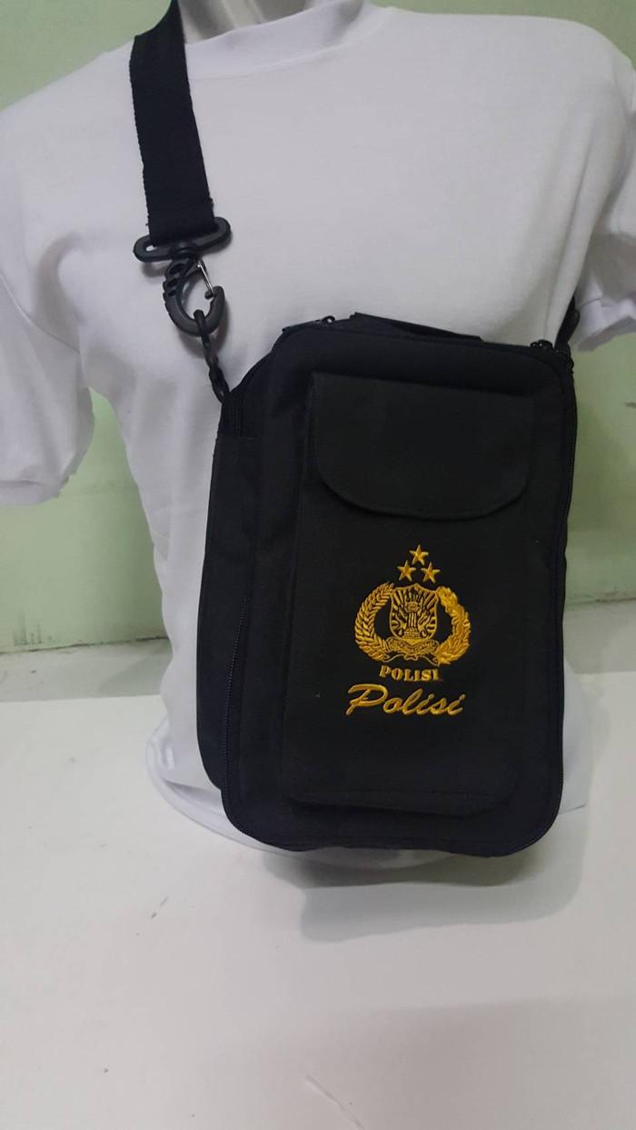 Foto Produk Tas Slempang Intel polisi / tas intel polisi dari Armada Inti Jaya-Olin
