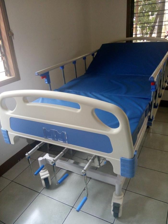 Jual Hospital Bed Tempat Tidur Rumah Sakit 3 Crank Ranjang Pasien Garansi Jakarta Selatan Scalewawa Tokopedia