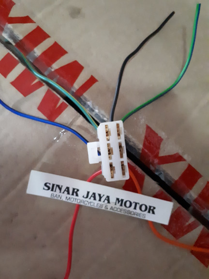 Jual soket kiprok tiger kabel 6 kualitas bagus murah - Kota Tangerang on