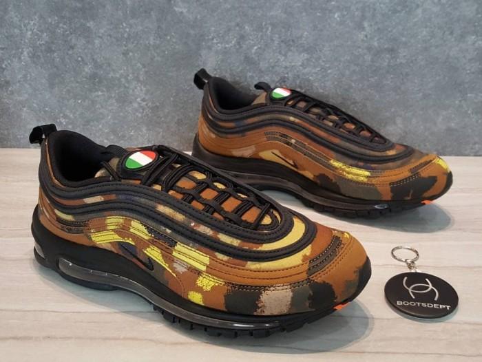 check out f703b 2f390 Jual Nike Air Max 97 Premium QS Country Camo Italy - Kab. Tangerang -  Futsal Boots/Boots Dept   Tokopedia
