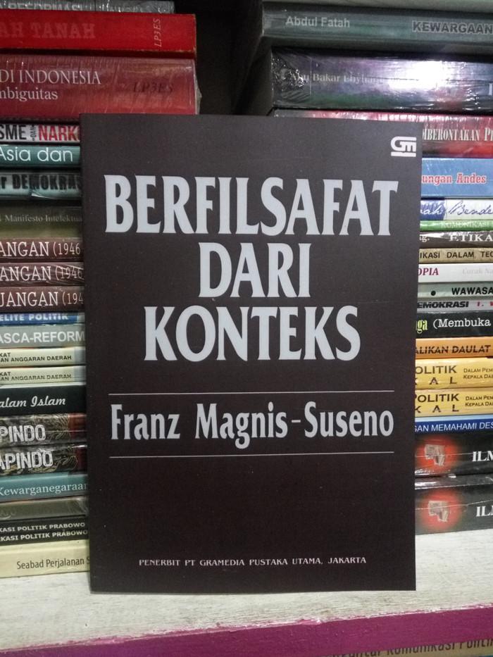 Berfilsafat dari Konteks oleh Franz Magnis S